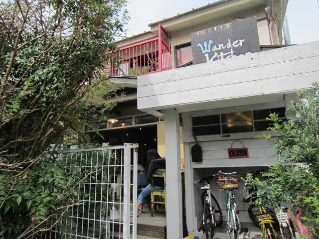 鎌倉駅近く隠れ家カフェの絶品ランチ!ワンダーキッチンに潜入♪
