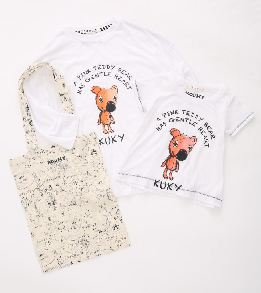 ピュアルセシン(Tシャツ&トートバッグ)